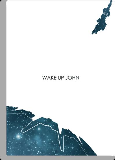 Wake Up John by Archymedius