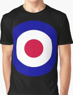 Roundel of the Royal Air Force Graphic T-Shirt