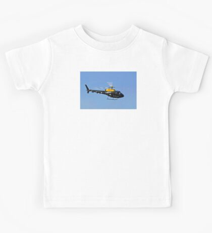 Red Arrows - Red Ten's Squirrel Helicopter Kids Tee