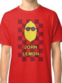 John Lemon | Beatles Soda Classic T-Shirt