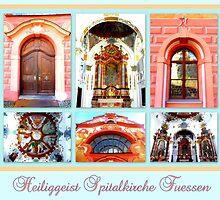Heiliggeist Spitalkirche Fuessen by ©The Creative  Minds