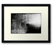 Anatomy of Greys Framed Print