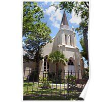 Salem Missionary Baptist Church Poster