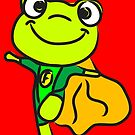 Super Frog by Jessica Slater