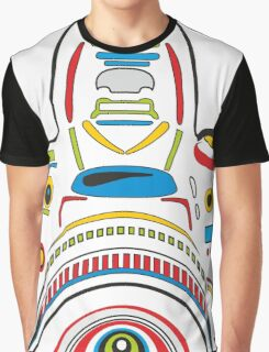Rainbow Camera Fun Graphic T-Shirt