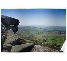 Peak View Poster