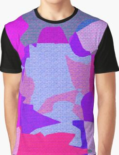 1233 Abstract Thought Graphic T-Shirt