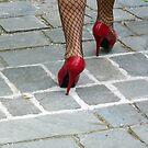 Appropriate footwear by bubblehex08