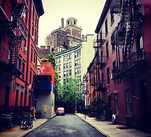 Gay Street - Greenwich Village - New York City by SylviaS