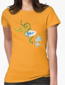 Garden Fun Womens Fitted T-Shirt