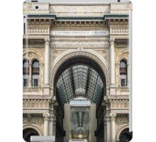 Galleria Vittorio Emanuele, Milano iPad Case/Skin