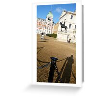 London historic Architecture Greeting Card