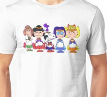 Its Sailor Moon Charlie Brown!  Unisex T-Shirt