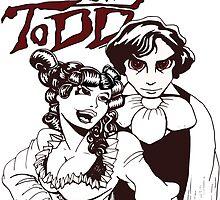 Sweeney Todd by Brian Belanger