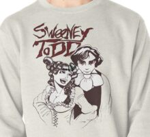 Sweeney Todd Pullover