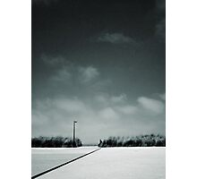 Alone Again . . . Naturally Photographic Print