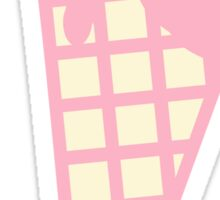 Pastel Snow Cone Sticker