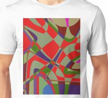 1039 Abstract Thought Unisex T-Shirt