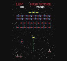 Galaga Wars by Raymond Doyle (BlackRose Designs)