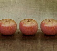 Rustic Apples by Simone Riley
