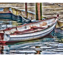 Gloucester Dinghy by Richard Bean