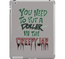 Creepy Jar iPad Case/Skin