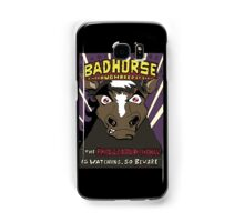 BAD HORSE Samsung Galaxy Case/Skin
