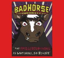 BAD HORSE One Piece - Short Sleeve