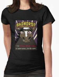 BAD HORSE Womens Fitted T-Shirt