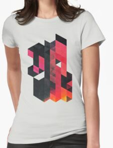 ylmyst tyme Womens Fitted T-Shirt
