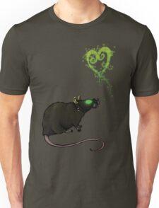 Radioactive rat Unisex T-Shirt