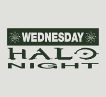 Wednesday Night - Halo Night by dgoring