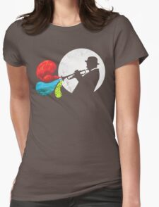 Birth of the Jazz Womens Fitted T-Shirt