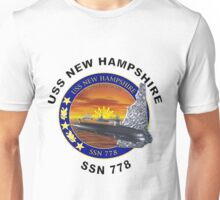 SSN-778 USS New Hampshire Unisex T-Shirt