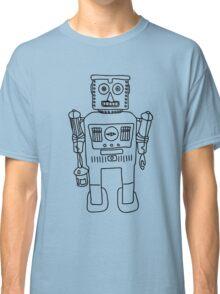 Colour in Robot B/W Classic T-Shirt