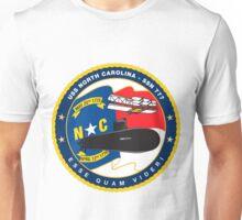 SSN-777 USS North Carolina Unisex T-Shirt