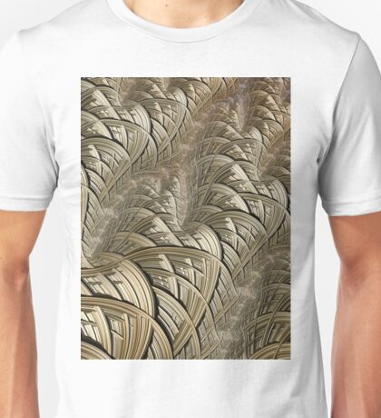 Litz Wire Abstract Unisex T-Shirt