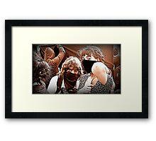 Bandinas Framed Print