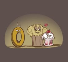 Hey Cupcake! by Ameda Nowlin