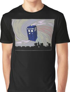 Movie time! Graphic T-Shirt