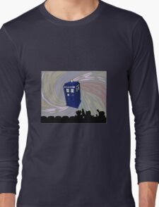 Movie time! Long Sleeve T-Shirt