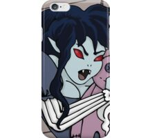 Vampire Saloon Girl iPhone Case/Skin