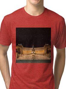 Rome, Italy Tri-blend T-Shirt