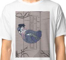 Vampire Saloon Girl Classic T-Shirt