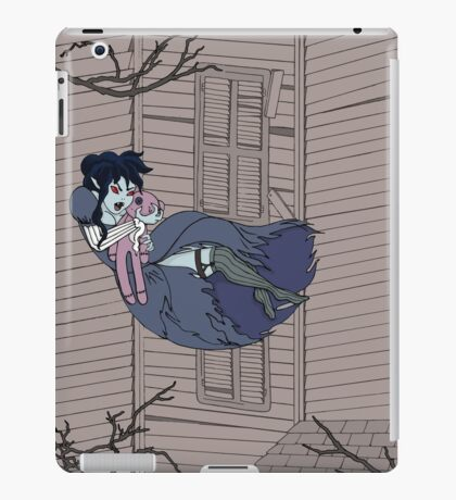 Vampire Saloon Girl iPad Case/Skin