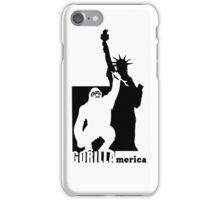 GORILLAmerica iPhone Case/Skin
