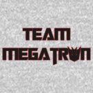 Team Megatron (black) by Galit