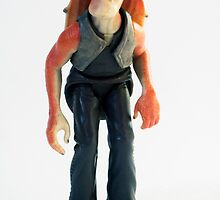 Jar Jar Star wars action figure by PhotoStock-Isra