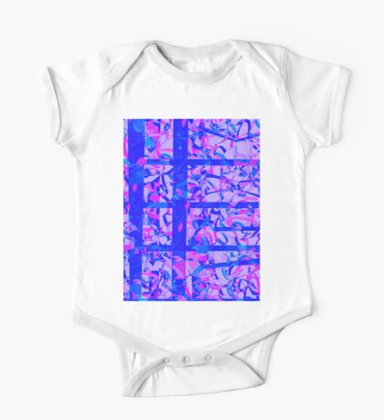 1083 Abstract Thought One Piece - Short Sleeve