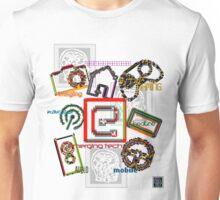 """TechIcons""© Unisex T-Shirt"